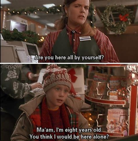 home alone quotes quotesgram