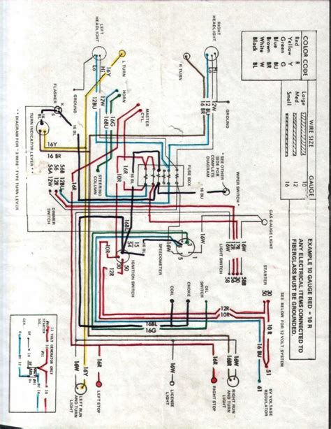 vw sand rail wiring diagram vw beetle wiring diagram