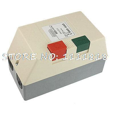 Ac 380v 2 5 4a 2hp 3ph Three Phase Motor Control Magnetic