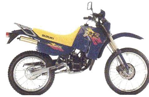 Suzuki Dr 50 Suzuki Motos Salas Dr 50 Big
