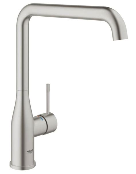 Grohe Kitchen Sink Grohe Essence Plus Kitchen Sink Mixer Tap Supersteel 30269dc0