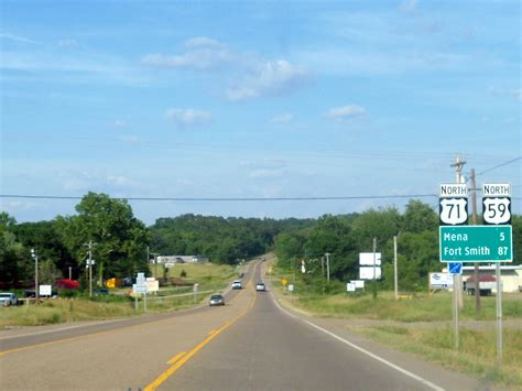Free Search Arkansas File Us 59 And Us 71 Near Mena Arkansas Jpg Wikimedia Commons
