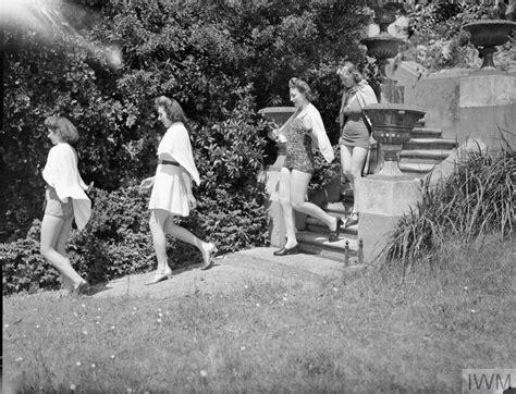 rest break house  womens land army rest