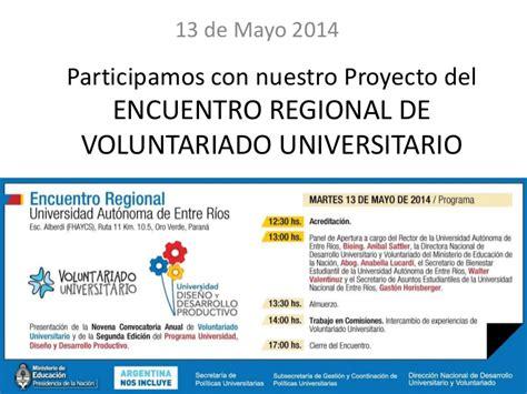 149997 Cuadernos De Encuentro 2 Un Encuentro Con Encuentro Regional De Voluntariado Universitario