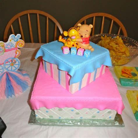 Winnie The Pooh Cake Baby Shower by Winnie The Pooh Baby Shower Cake Cakes