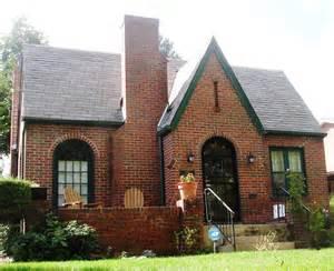 Small Tudor House Denvers Old House Society Presents A Sidewalk Stroll In A