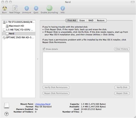 file format hfs floppy disk compatibility and incompatibility in the mac