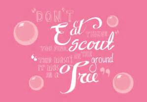 Image result for scout finch quotes