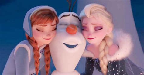 film pendek olaf animasi frozen baru bersama olaf siap tayang di bioskop