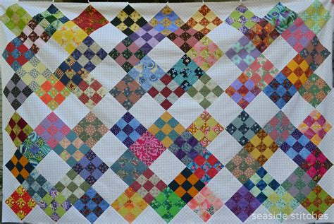 Scrappy Quilts by Seaside Stitches Scrappy Quilts