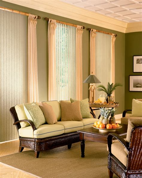 vertical blinds - Window Treatments With Vertical Blinds