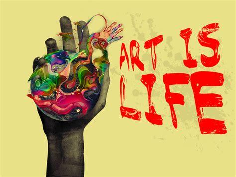 what is biography in art art is life by noizkrew on deviantart