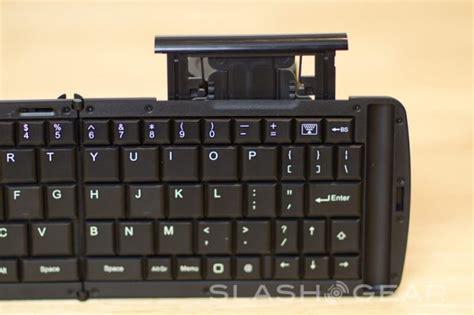 Keyboard Mobile Gear Kb51 verbatim bluetooth mobile keyboard review slashgear