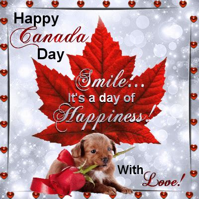 Happy Canada Day Weekend Images