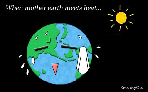 Lu Green Hijau Lu Natal pencemaran udara pemanasan global
