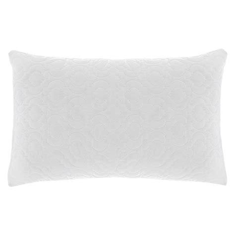 Quilted Pillow Protectors by Water Resistant Quilted Pillow Protectors Anti Allergy