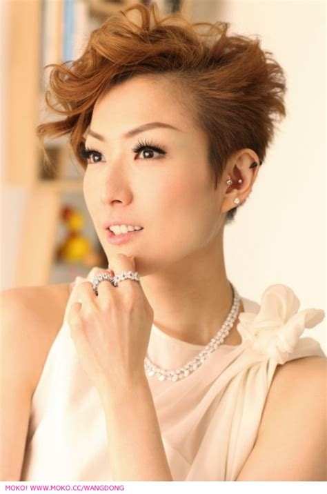 hong kong movie star short hairstyles for women sammi cheng profile biodata updates and latest pictures