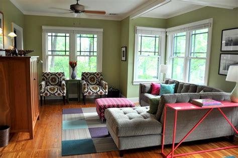 Best Living Room Green Paint House Tweaking