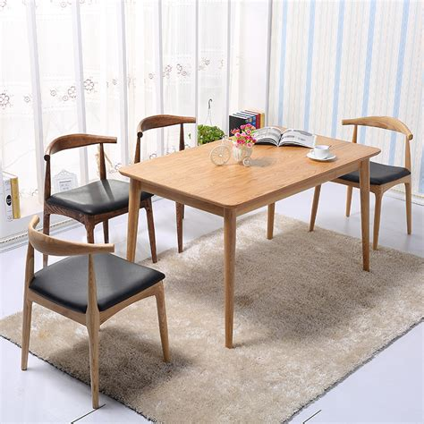 Scandinavian Dining Table And Chairs Solid Wood Dining Tables And Chairs Combination Of Modern Scandinavian Ikea Dining Table Small