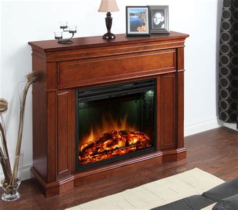 muskoka electric fireplace with corner option and 28 quot full