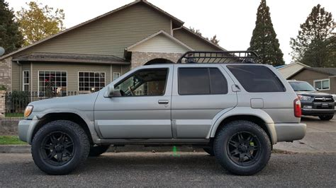 infiniti qx4 lifted build thread my qx squatchy 96 2004 r50 pathfinders