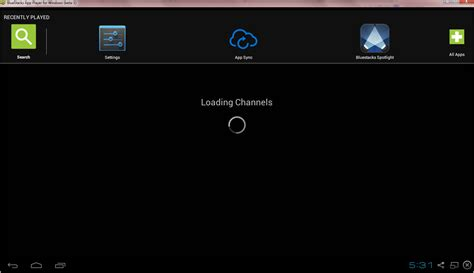 bluestacks cannot connect to internet android bluestacks stuck on loading channels stack
