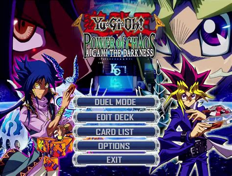 download game yugioh mod yugioh power of chaos aigami mod 2016 pc game download