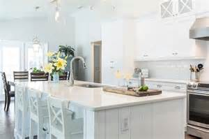 Kitchen Cabinet Shaker Style by White Coastal Kitchen Photos Hgtv