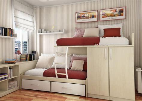 tutorial kamar tidur kecil 10 desain tempat tidur tingkat untuk kamar ukuran kecil