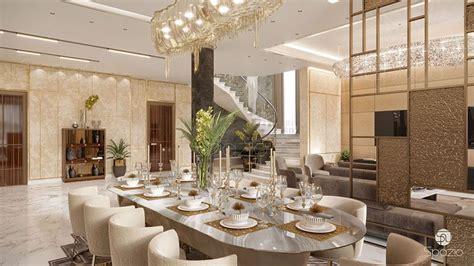 luxury modern villa interior design  behance luxury