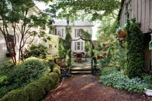 Backyard Ideas Shade Shady Garden Design Ideas Southern Living