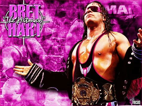 classic wwf wallpaper wwe legends images bret hart hd wallpaper and background