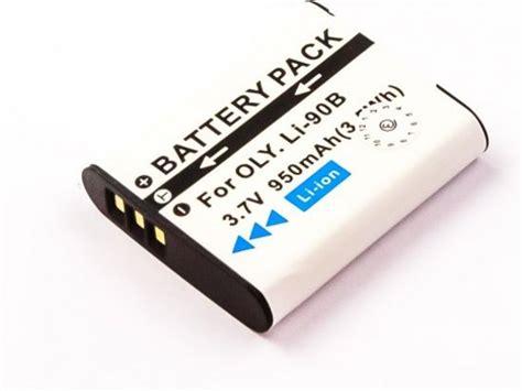 Battery Li Ion 3 7v 950mah bol battery similar olympus li 90b li ion 3 7v
