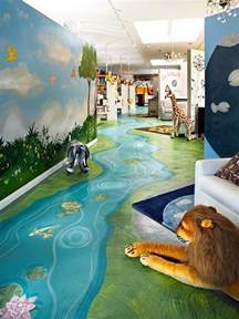 Painting A Wall Mural 17 best ideas about kids wall murals on pinterest kids