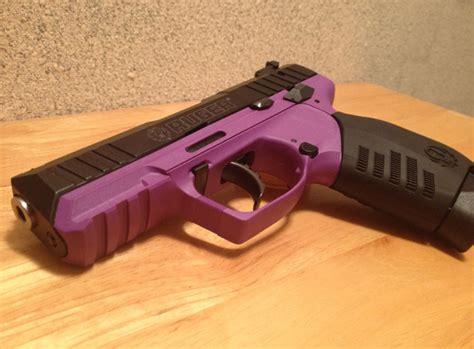 ruger sr22 colors ruger sr 22 purple frame firearms insider community