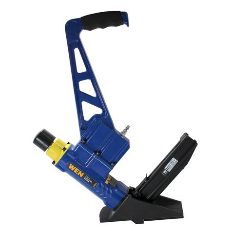 shop wen flooring pneumatic nailer at lowes com