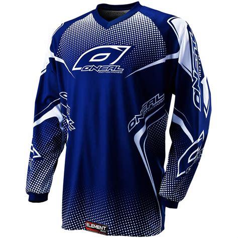 oneal motocross jersey oneal 2012 element racewear mx race moto x shirt enduro