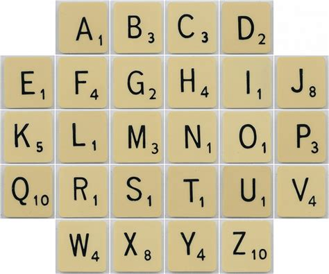 scrabble letter values some facts about scrabble 1615