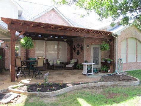 Home Designer Pro Lattice lattice patio cover stamped concrete dallas by texas