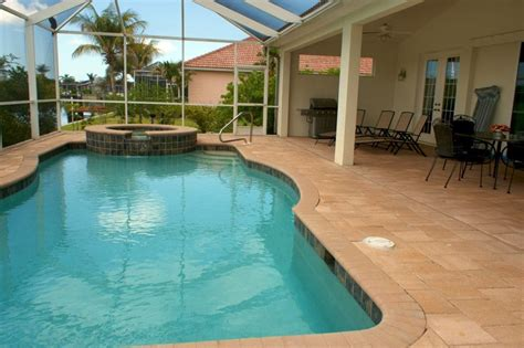 florida lanai cost backyard swimming pools types and cost epic home ideas