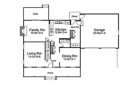 saltbox floor plan 20 harmonious saltbox floor plan house plans 65976