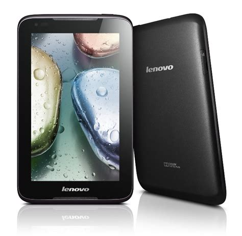 Review Tablet Lenovo review of the tablet lenovo ideatab a1000