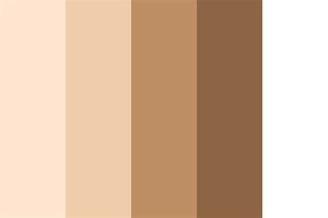mocha skin color mocha color scheme