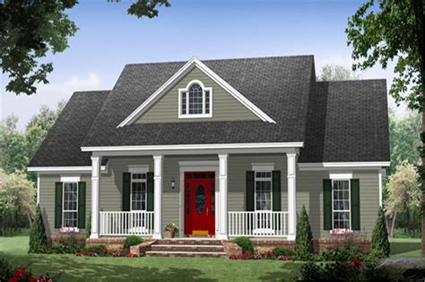 House Plans 2000 Sq Ft country cottage house plan 141 1266 3 bedrm 1870 sq ft