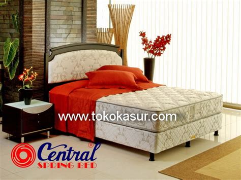 Kasur Central Bed Bandung kasur bed murah springbed therapedic air americana elite