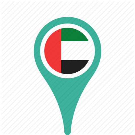 Arabic Flag Set 3in1 arab country county emirates flag map national pin the united icon icon search engine