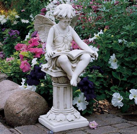 Flower Garden Statues 26 Beautiful And Creative Garden Sculptures Around The World