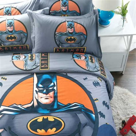 batman twin bedding set batman comforter set twin queen king size super heroes