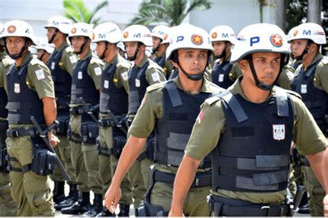 reajuste policia militar 2016 cart 227 o de inscri 231 227 o do concurso da pm pa ser 225 a partir