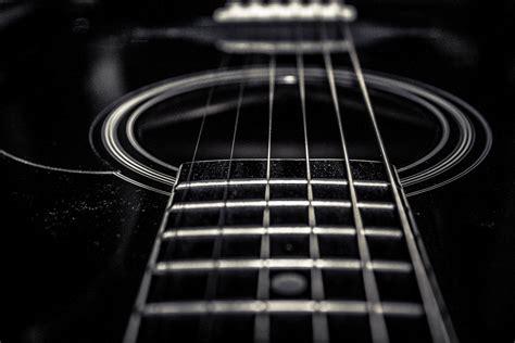 imagenes de guitarras blanco y negro fotos gratis en blanco y negro guitarra acustica
